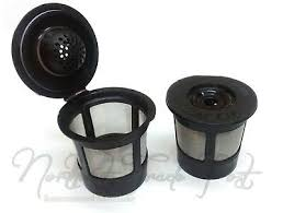 2 people found this helpful. 2 Reusable Refillable K Cups Filter Pods For Cuisinart Coffee Maker Model Ss 700 Ebay
