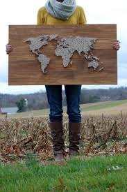 map of the world string art ed  on diy string map wall art with map of the world string art ed string art craft and crafty