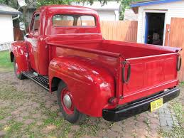 Vintage Ford 1 Ton Pickup Truck Wallpaper, Most Reliable Used Pickup ...