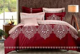 bed sheet and comforter sets souq six pieces cotton quality bedding sets duvet covers bed