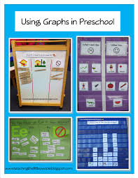 Preschool Charts And Graphs Teaching The Little People Using Graphs In Preschool