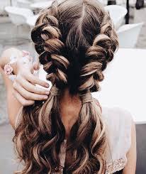 Pin Uživatele Jituska Na Nástěnce Hair Vlasy Zapletené Vlasy A