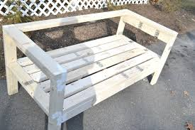 diy projects amazing of ana white outdoor sectional 2 4 easiest 2x4 bench plans ever i am