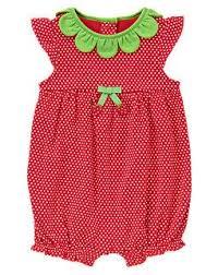 <b>Sweet</b> Strawberry One-Piece | <b>Newborn girl outfits</b>, <b>Girl outfits</b>, <b>Baby</b> ...
