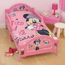 Minnie Mouse Toddler Bed Set Toys R Us Bundle Bedroom & Crib With ...