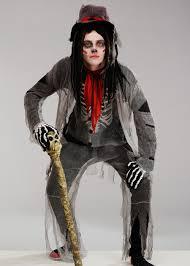 Adult Mens Halloween Deluxe Voodoo Costume