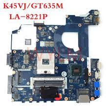 <b>K45VJ QCL40 LA 8221P GT635M</b> 2G mainboard For ASUS A45V ...