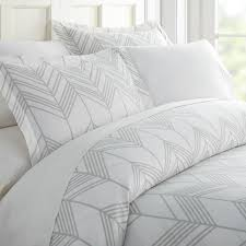 chevron duvet cover. Interesting Chevron To Chevron Duvet Cover N