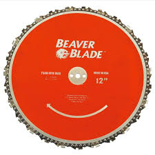 trimmer mower 12 inch beaver blade (brush cutter blade) dr Blonde Beaver at Beaver Wood Eater Wiring Diagram