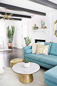 Blue Sofa 23 Colorful Sofas To Break The Monotony In Your Living Room Homelovr