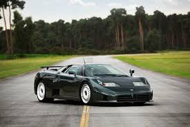 The prices have increased since then. Bugatti Eb110 Gt