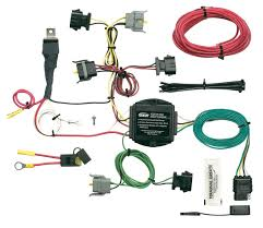amazon com hopkins 40615 plug in simple vehicle wiring kit 7 pin trailer harness wiring diagram at Hopkins Trailer Adapter Wiring Diagram
