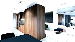 free standing wall divider designs by style freestanding kitchen partition wood interior diy