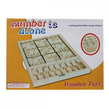 Wooden Sudoku Game Board Wooden Sudoku Board Games WNTb100 55