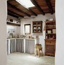Pared Cocina Rustica  Cocinas  Pinterest  Dining Room Design Cocinas De Obras Rusticas