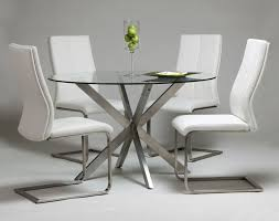 Stainless Steel Top Dining Table Uk Marble Glass Wood Round With Stainless Steel Top Dining Table