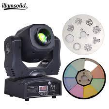 Inno Light Us 82 8 8 Off Led Gobo 60w Stage Lighting Dmx512 Dj Party Eyourlife Led Inno Pocket Spot Mini Moving Head Light 60w Spot Light In Stage Lighting