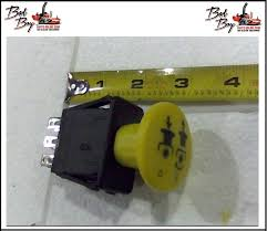 boy pto engager switch for blades fits all models bad boy pto engager switch for blades fits all models