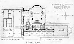 Oval Office Floor Plan Amazing White House Floor Plan Cottage Plans