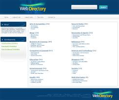Template For Directory Business Directory Web Template Codebluesolutions Com