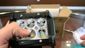 pcs w cree led work lights