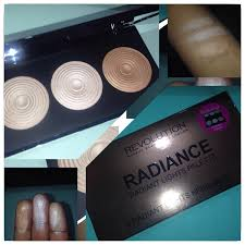 makeup revolution radiance palette closest dupe to hourglass ambient lighting powders