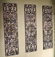 hobby lobby rod iron wall decor