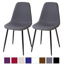Esszimmerstühle Grau Stoff Elegant Fotos Esszimmerstühle