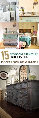 15 Bedroom Furniture Projects that Don't Look Homemade