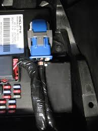 c6 ignition controlled power outlet and latch it