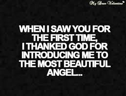 My Beautiful Angel Quotes