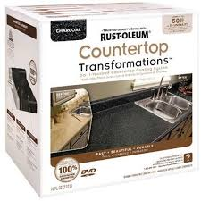 our rustoleum countertop transformations review