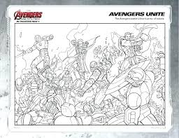 Avengers Color Pages Interesting Avengers Coloring Pages Printable