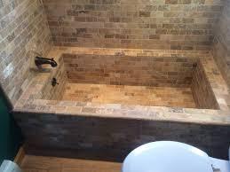 enclosed tub and shower combo custom bathtub sizes main floor master home plan builders stanton homes