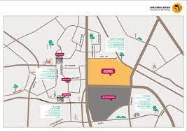 מפת שכונות 2019 - האגודה הסטודנטיאלית - אוניברסיטת בן-גוריון בנגב