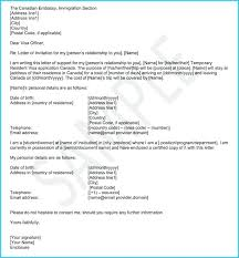 Immigration Reference Letters 6 Samples Templates