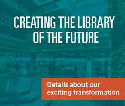 theses portal trent university library creating the library of the future details about our exciting transformation