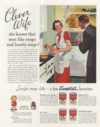 am digital editorial blog he men and homemakers gender in mid 20th century advertising