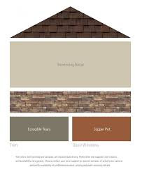 exterior paint colors to match brown roof. need exterior house siding color ideas? introducing the decorologist\u0027s new sets for brown roofs! paint colors to match roof