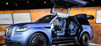 2018 lincoln release date.  lincoln 2018 lincoln navigator concept side view throughout lincoln release date