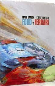 Ford V Ferrari 4k Ultra Hd Blu Ray Best Buy Exclusive Steelbook Ultra Hd Review High Def Digest