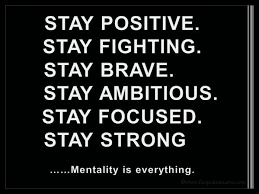 Stay Positive Quotes Delectable Stay Positive