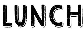 Bildergebnis für lunch logo
