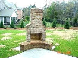 decoration outdoor stone fireplace kits fireplaces ideas building outdoor stone fireplaces how much does a outdoor