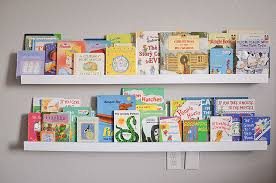 diy wall mounted kid s bookshelves our handcrafted life 12