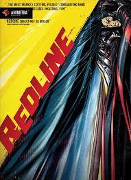 Аниме <b>Красная черта</b> / redline 2009: смотреть мультфильм ...