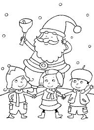 Disegni Da Colorare Natale Bambini Fredrotgans