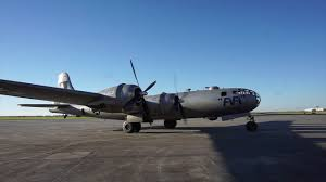 An Ii B B Take A Flight In A World War Ii B 29 Bomber Over New Orleans Youtube