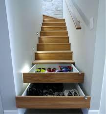 Storage-under-staircase