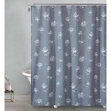 vintage shower curtain. Ashby Floral Shower Curtain In Grey Vintage